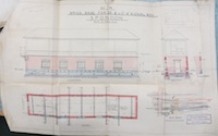 Spondon Station plan